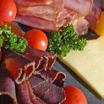 Adlerhorst Plättli Fleisch Käse