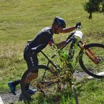 Urs Huber Iron Bike Race Einsiedeln 2018