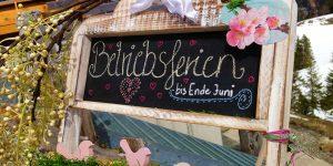 Betriebsferien Adlerhorst Hoch-Ybrig