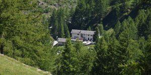 Zwischbergen Bord Berggasthaus