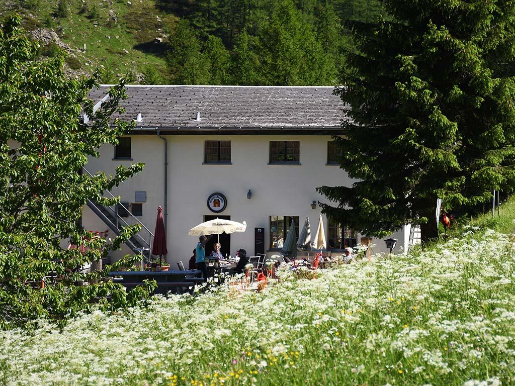 Zwischbergen Bord Restaurant
