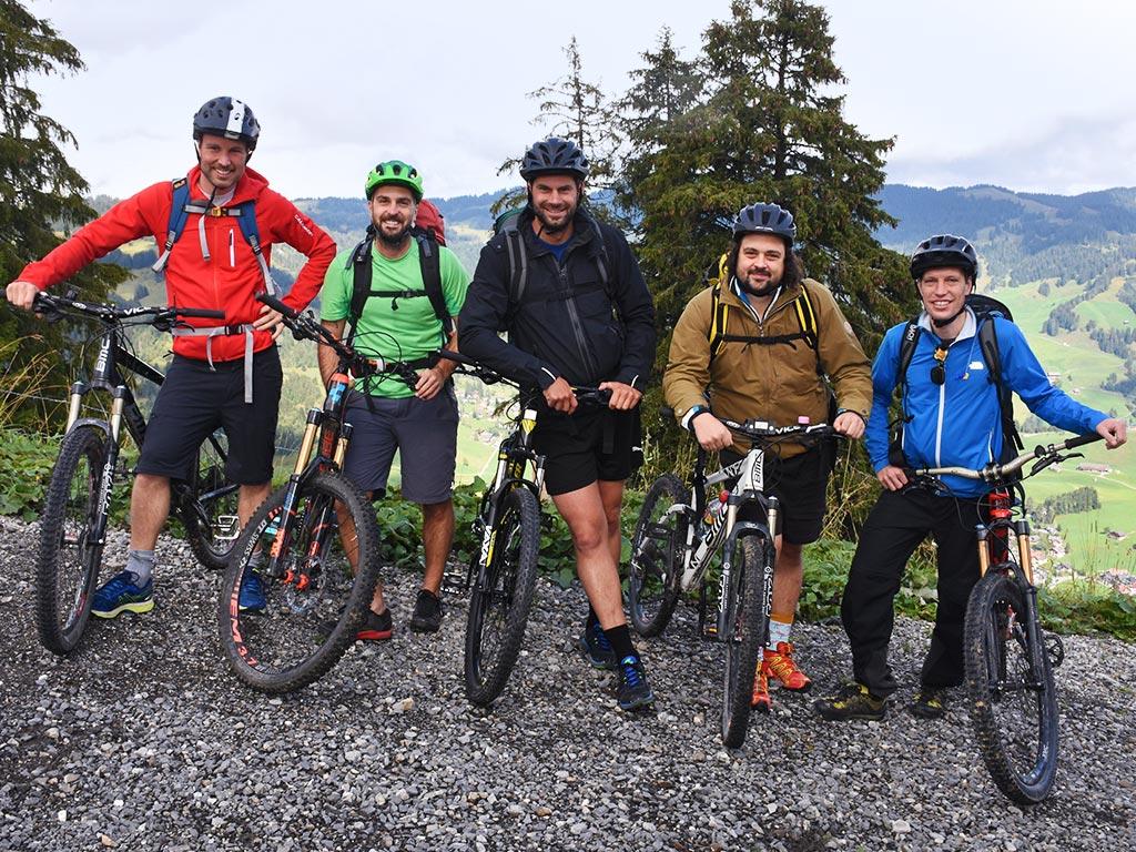 Bergbeizli Adlerhorst Gruppen Bike Unterkunft