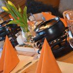 Fondue Chinoise Adlerhorst Dinner