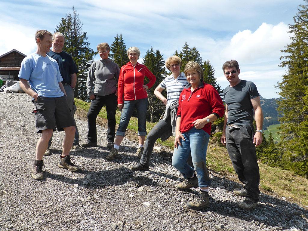 Adlerhorst Team Skiclub Neubau 2013