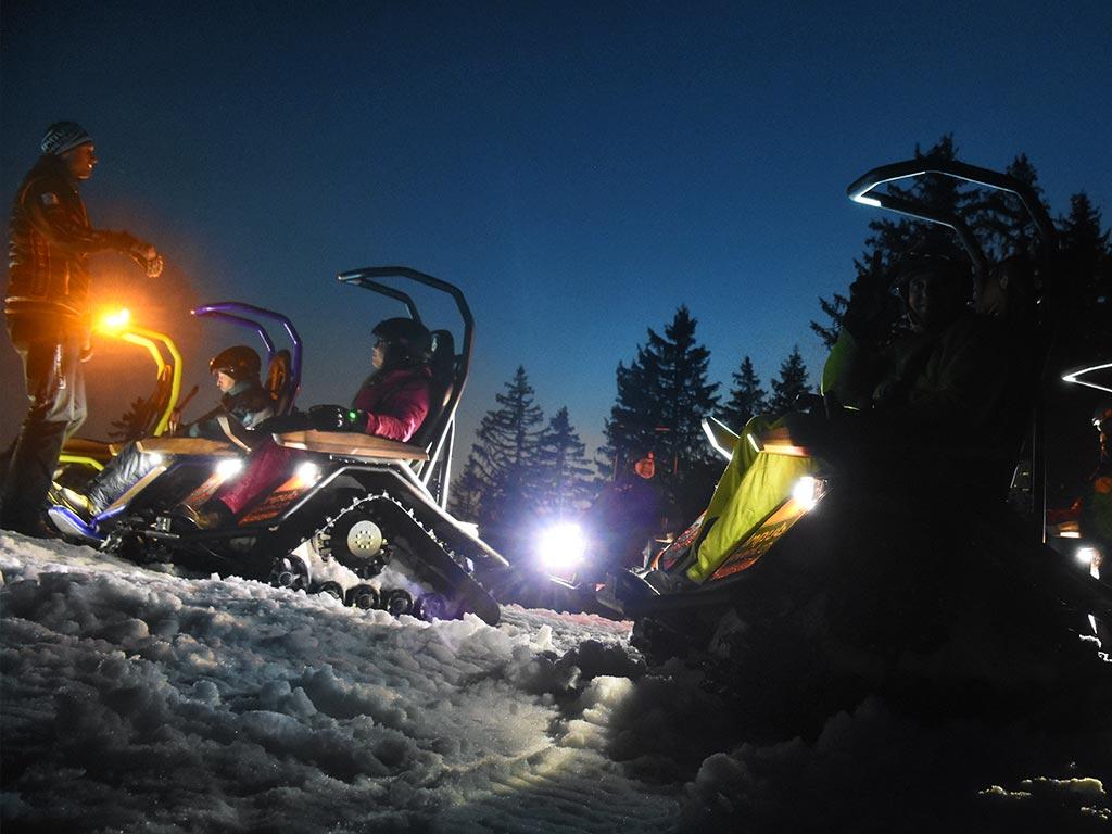 Adlerhorst Ziesel Tour Impuls Event Winter