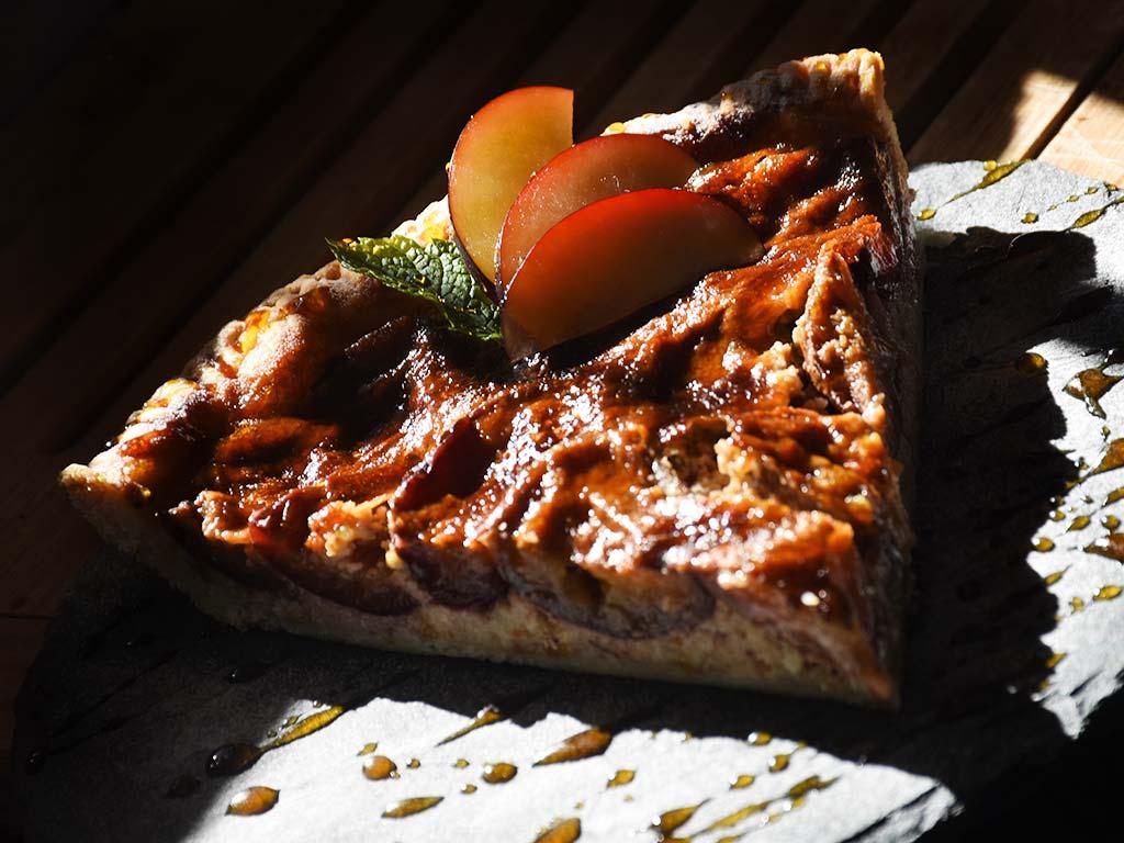 Adlerhorst Wähe Fruchtkuchen Dessert