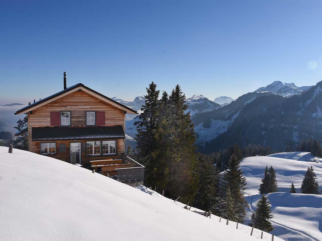 Wintersaisonstart Adlerhorst Oberiberg