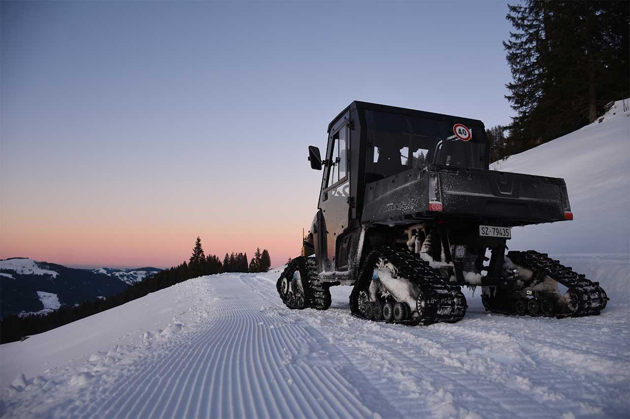 Polaris Ranger Adlerhorst 4x4-Quad ATV