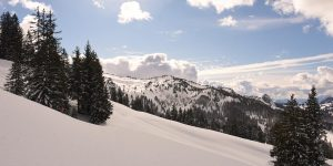 Hoch-Ybrig Laucherenstöckli Winter