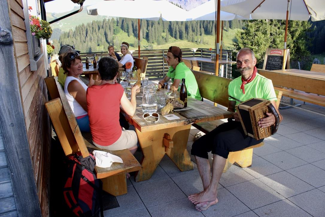 Adlerhorst Berggasthaus Gruppen Unterkunft