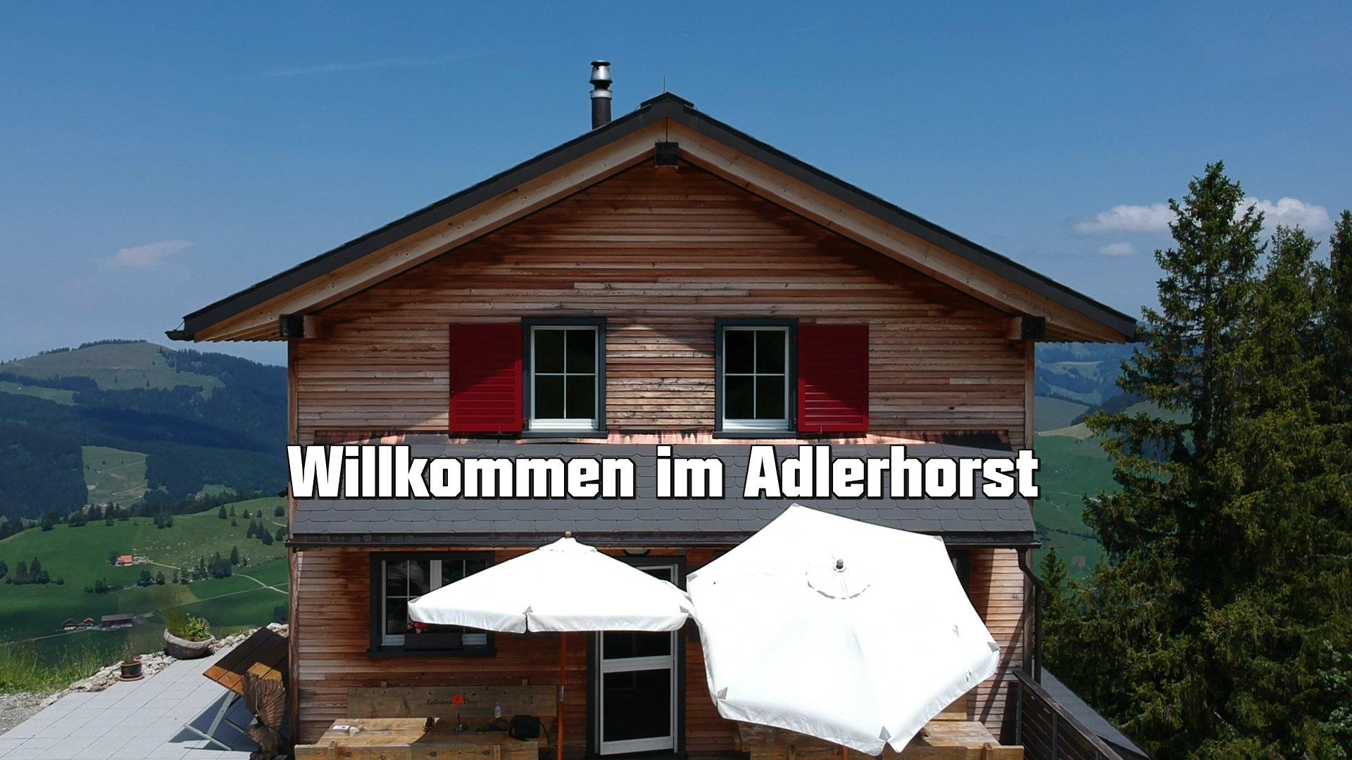 Willkommen im Adlerhorst